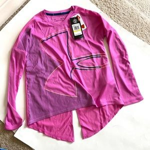 Under Armour Loose Youth Girls Split back